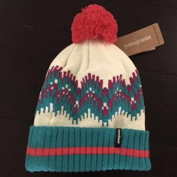 4b4885a2633 Winter Patagonia Pom Pom hat